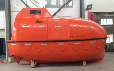 5.8m Totally Enclosed Lifeboat ( NM58C )
