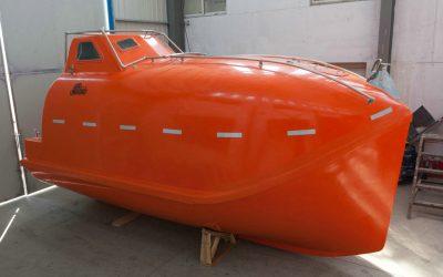 5.9m freefall lifeboat NM59FF