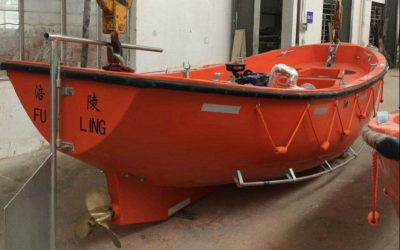 5.5m Open Type Lifeboat ( BJ55 )