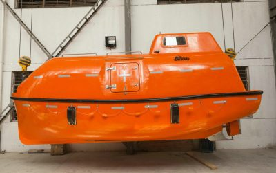6.5m Totally Enclosed Lifeboat ( NM65F/C )