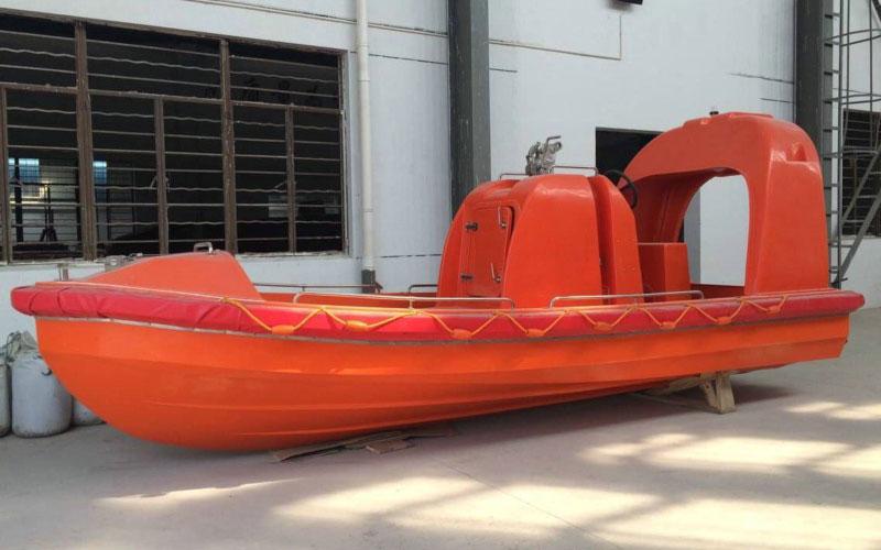 6m Fast Rescue Boat ( NM60R-BUKH S250J )