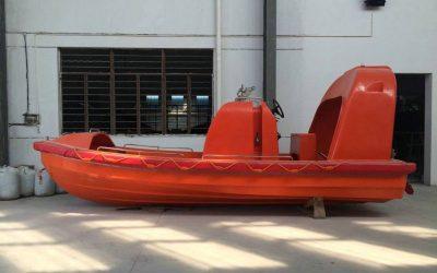 6m Fast Rescue Boat ( NM60R-SY144C )