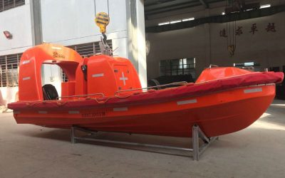 6m Fast Rescue Boat ( NM60R-Mercury 60HP )