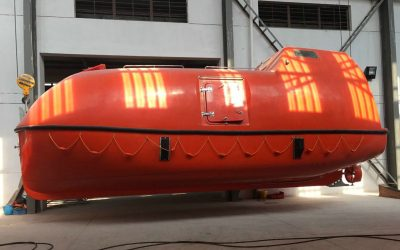 8.5m Totally Enclosed Lifeboat ( NM85C )