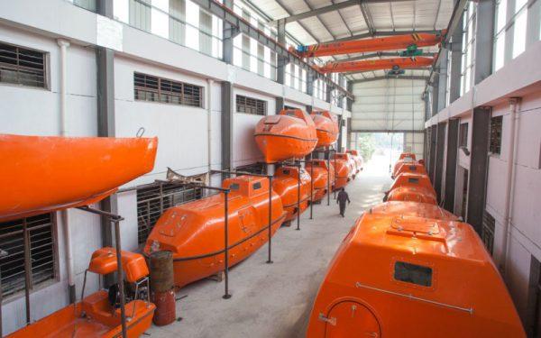 Ningbo New Marine Factory